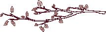 Icone branche gauche
