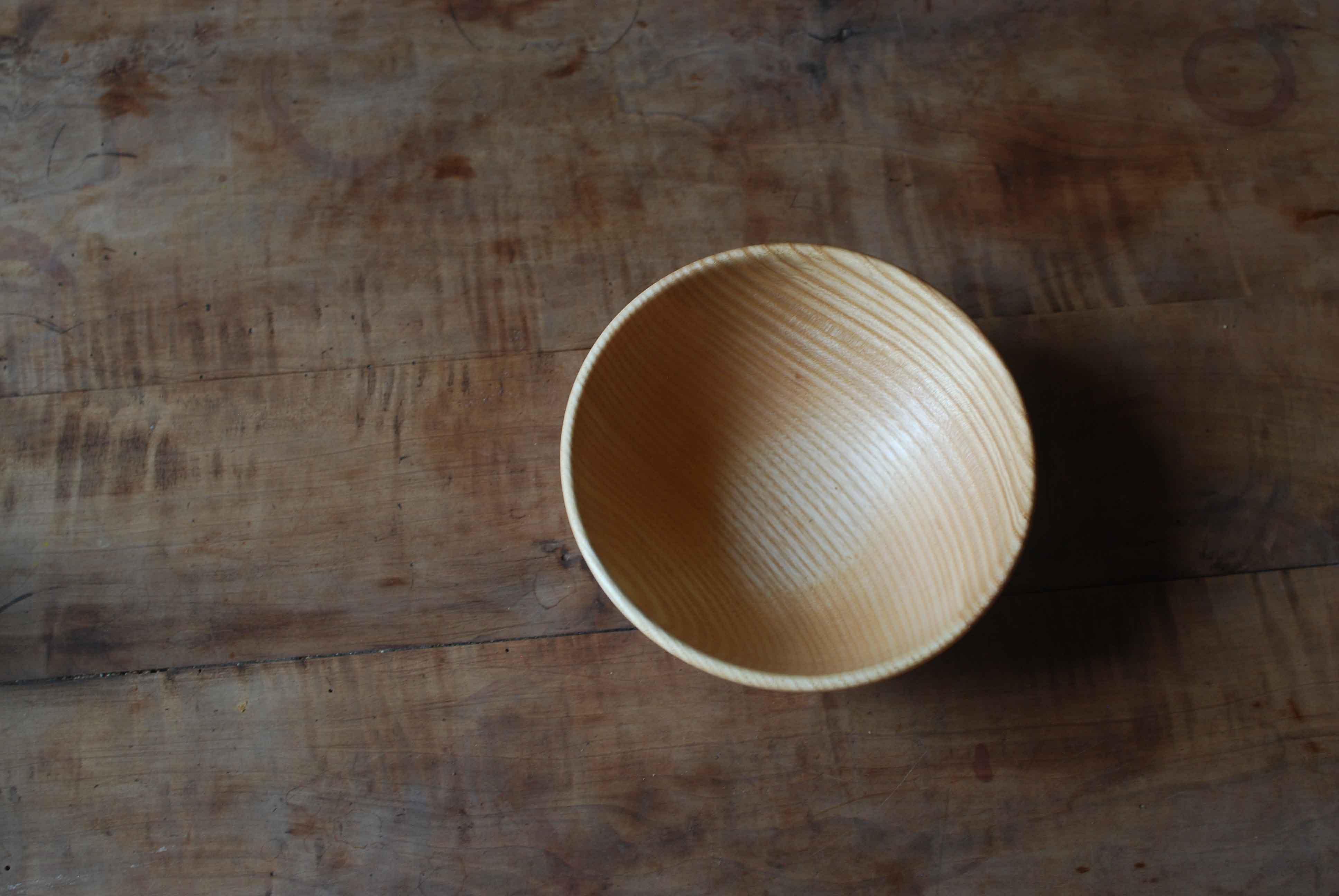 coupelle en bois