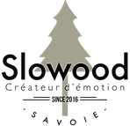 logo slowood objets bois